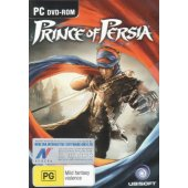 Prince of Persia (DVD-ROM) for Asia (PC)
