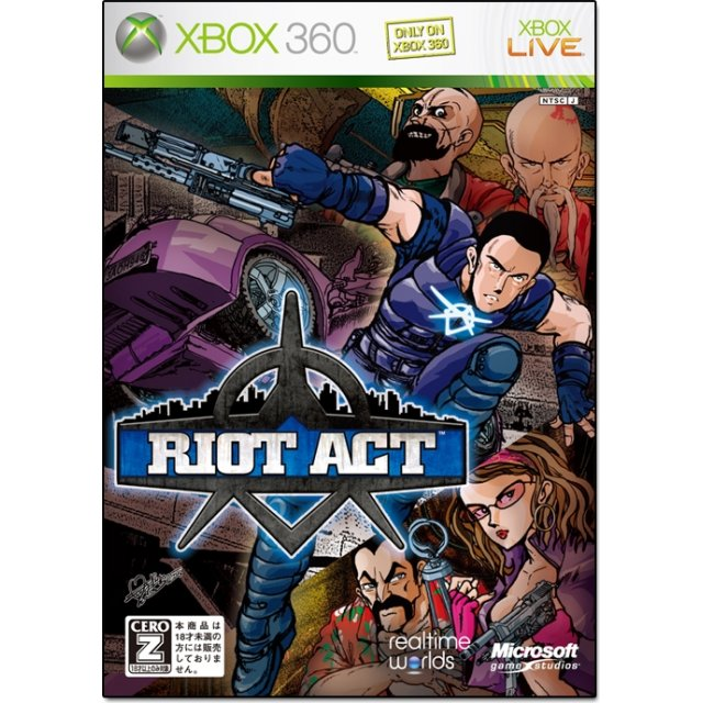 Riot act: Crackdown? - Main forum - Gamersyde